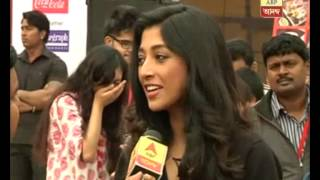 paoli at Khyber Pass a food festival organized by ABP Ananda
