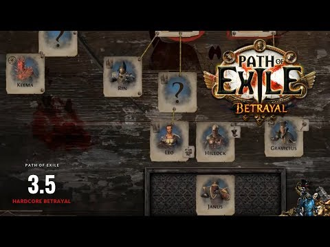 Xxx Mp4 PoE 3 5 HC Betrayal EP26 Shield Throw COC 3gp Sex