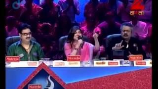 Kalankini Radha (কলঙ্কিনী রাধা) by Pranay Majumdar & Kartik Das Baul at Sa Re Ga Ma Pa Season 2014