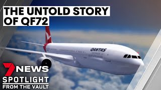 QF72 | Hero pilot Kevin Sullivan