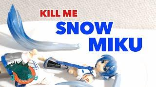 Snow Miku Figma Review: SEASON FINALE