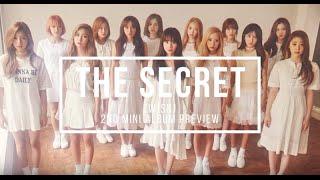 우주소녀 (WJSN) COSMIC GIRLS - 비밀이야 (Secret) [Male Version]