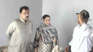 khalid ahmed samaa dadu in tando rahim khan hospital inauguration