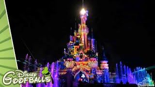 Disney Illuminations - Disneyland Paris 25th Anniversary