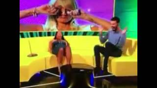 Big Brothers Latisha Twerk Fail Live On Air