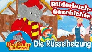 Benjamin Blümchen | Die Rüsselheizung 10 Minuten -  BILDERBUCH GESCHICHTEN