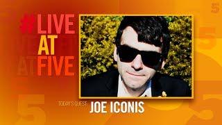 Broadway.com #LiveatFive with Joe Iconis and Jennifer Tepper