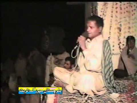 Sabzal Sami - The Best Baluchistan Singer  بلوچی موسیقی