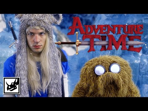 Adventure Time The Movie Live Action 4K Trailer Gritty Reboots