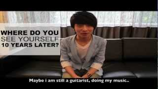 [KOREA.COM] EXCLUSIVE INTERVIEW WITH SUNGHA JUNG 2012
