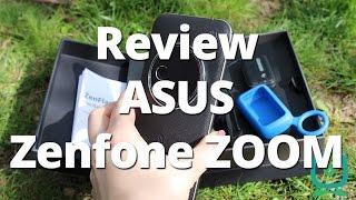 Review ASUS Zenfone Zoom + ZenFlash [RO]