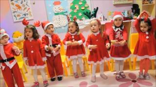 Коледен поздрав от първа група