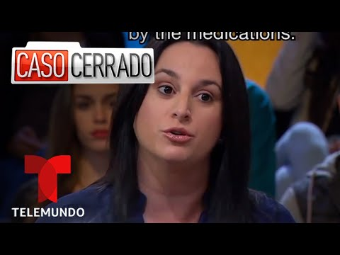 Xxx Mp4 Caso Cerrado Mom Steals Money For Son S Surgery 😨👦🏻🙅🏻👨🏻⚕️ Telemundo English 3gp Sex