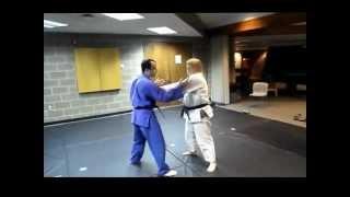 Judo: Right on Right Gripfighting