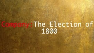 The Election of 1800 (clean) Hamilton