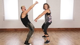 The Fitness Marshall X PopSugar Partner Dance Move | Class FitSugar