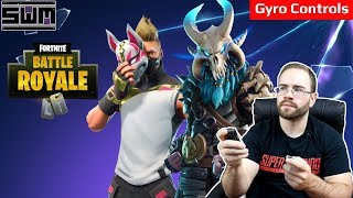 Fortnite Switch Season 5 Has Gyro Controls! Are They Any Good?
