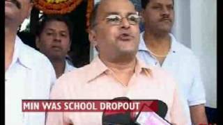 Indian Education Minister