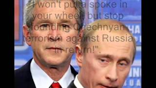 Why should anti capitalists and anti zionists support Putin  wmv