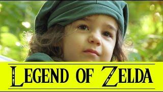 Link-or-Treat: A Legend of Zelda Halloween | FREE DAD VIDEOS