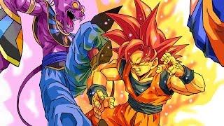 Goku vs Bills Full Fight !!!! [HD]