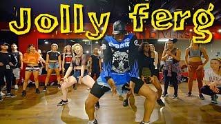 ASAP Ferg - Jolly ft. Bunji Garlin & Spice - choreography by - @thebrooktlynjai