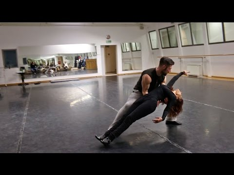 Samira Said - Mahasalsh Haga Dancing Rehearsals |2016| سميرة سعيد - تدريبات رقص لكليب ما حصلش حاجة