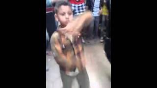 رقص دق فاجر 2016 \ صالح فوكس & محمد شقاوة  في امبابة