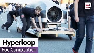 Hyperloop Pod Competition