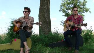 A Rocket To The Moon- Baby Blue Eyes (acoustic)