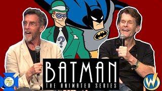 BATMAN ANIMATED SERIES Panel - Wizard World Philadelphia 2019