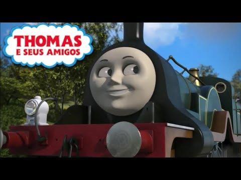 Thomas e Seus Amigos O Melhor de Emily Compilação