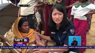Pengungusian Rohingya Di Cox's Bazar Mulai Direlokasi - NET16