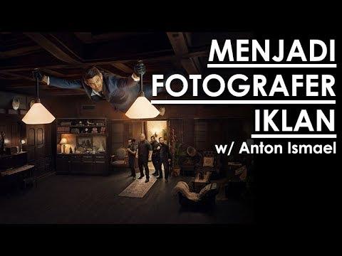 5 TIPS FOTO IKLAN KOMERSIL bersama Anton Ismael Commercial Photography