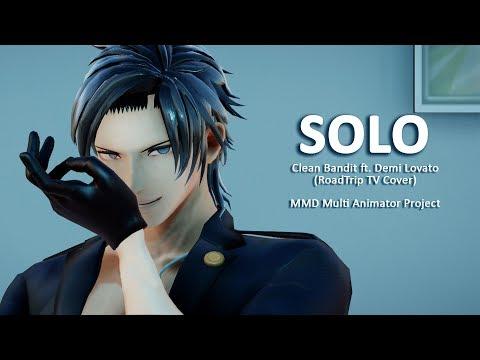 SOLO - Demi Lovato (Male Cover) - Multi Animator Project