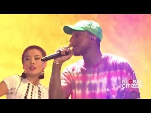 Pharrell Feels | Live at Global Citizen Festival Hamburg