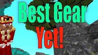 BEST MYSTIC GEAR I'VE EVER USED - Hypixel The Pit