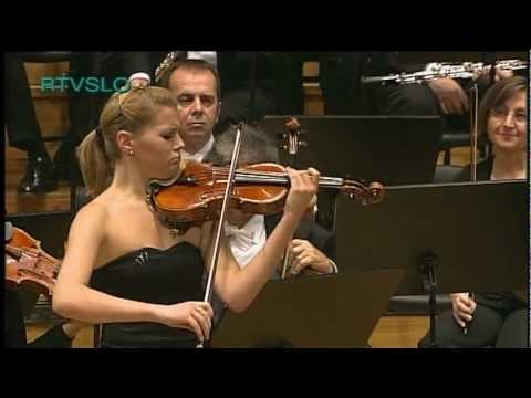 Xxx Mp4 Antonin Dvořák Romance For Violin And Orchestra Performed By Tanja Sonc 3gp Sex