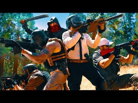 The BATTLEGROUNDS Movie || PUBG