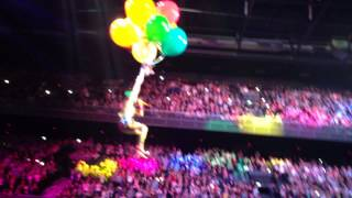 Katy Perry - Birthday @ Ziggo Dome, Prismatic world tour 09/03/15