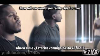 R. City Ft. Adam Levine - Locked Away HD Video Subtitulado Español English Lyrics