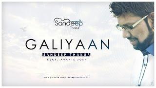 Galiyaan (Violin Cover) | Ek Villain | Sandeep Thakur Feat. Avanie Joshi