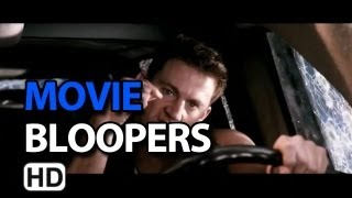 White House Down (2013) Bloopers Outtakes Gag Reel