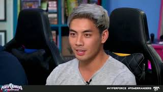 Power Rangers HyperForce - All Morphs and Roll Calls   Episode 1-25