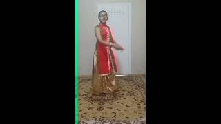 Easy dance steps on song Nagada Sang Dhol Baje from movie Ramleela