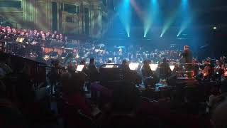 God of War Theme live - PlayStation in Concert - Royal Philharmonic Orchestra, Royal Albert Hall