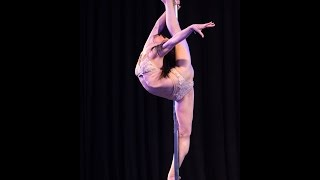 FEMALE WINNER - World Pole Dance Championships 2016 -Natalia Tatarintseva - UKRAINE