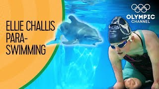 How a dolphin with no tail inspired a 14 yr old to swim | Exclusive Interview