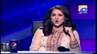 Asim Azhar Performs in pakistan  idol