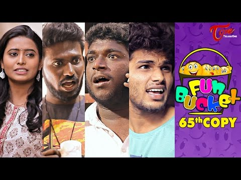 Fun Bucket 65th Copy Funny Videos by Harsha Annavarapu TeluguComedyWebSeries